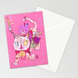 Maneki Stationery Cards