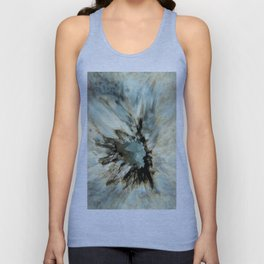 Crystal Abstract Unisex Tank Top