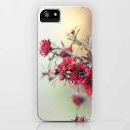 the way we get by iPhone Case