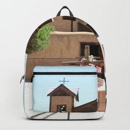 El Santuario de Chimayo Backpack