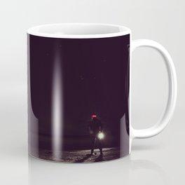Alien in the night Coffee Mug