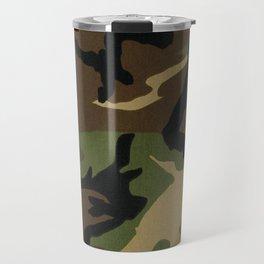 Camo Travel Mug