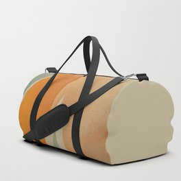 Sailing Between the Seasons Duffle Bag