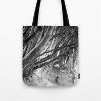 motorbike Tote Bags featuring motorbike by kazmcart