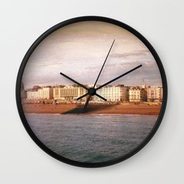 Brighton, from the Pier Wall Clock
