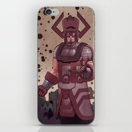 Galactus iPhone Skin