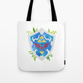One Shield to Hyrule Them All Tote Bag