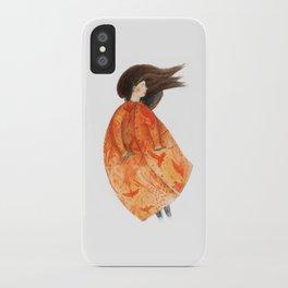 Favourite Coat iPhone Case