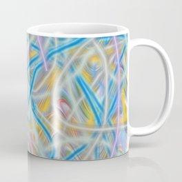 Satin Waves Coffee Mug