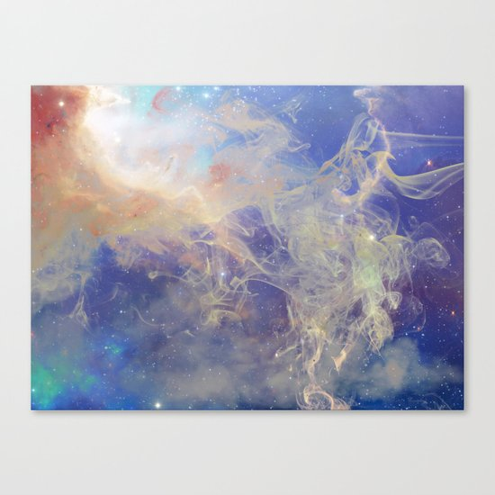 The Great Constellation Canvas Print