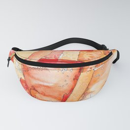 Bands of Warmth Fanny Pack