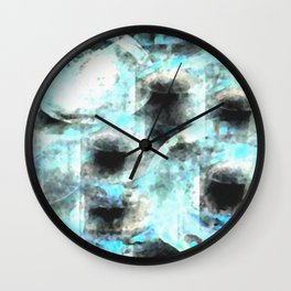 Optical View Wall Clock