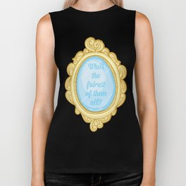 Who's the fairest of them all? Biker Tank