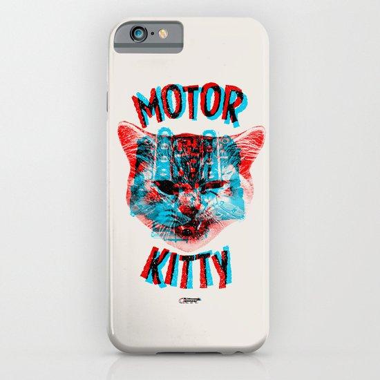 Motor Kitty iPhone & iPod Case