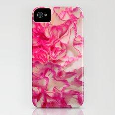 Carnation close up Slim Case iPhone (4, 4s)