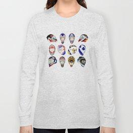 12 Masks Long Sleeve T-shirt