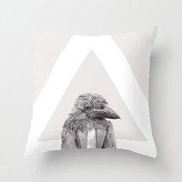 Strindberg Throw Pillow