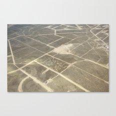 earth 1 Canvas Print