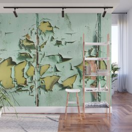 Blistered Paint Wall Mural