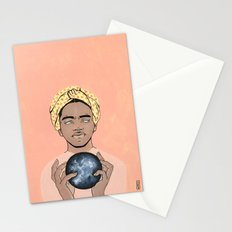 The Seeker Stationery Cards