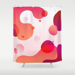 H2O Shower Curtain
