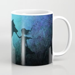 Wolf Whisperer Coffee Mug