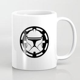 Trooper Helmet SW Episode II Coffee Mug