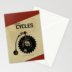 Vicious Cycles Stationery Cards