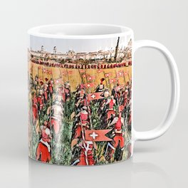 Siege of Edessa Coffee Mug