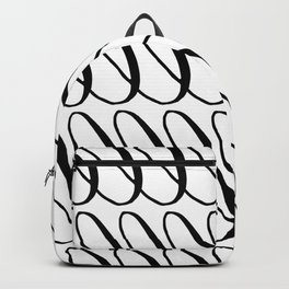 Curly Pattern 11 Backpack