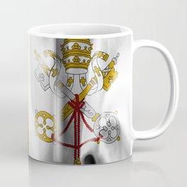 Vatican City Flag Coffee Mug