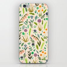 Colours from the garden iPhone & iPod Skin