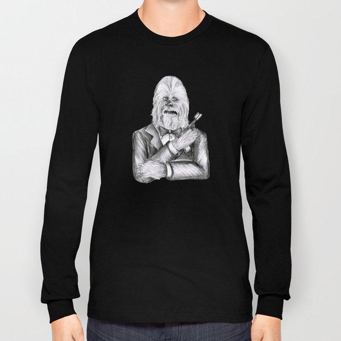 Wookie 007 Long Sleeve T-shirt