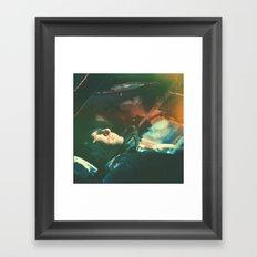 Project Apollo - 6 Framed Art Print