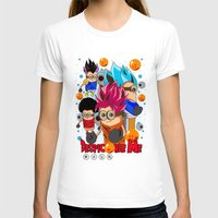 dragonball T-shirts featuring Rise of Mini Dragonball by cungtudaeast