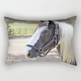 Equine Beauty Rectangular Pillow