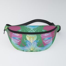 Tree Head Fanny Pack