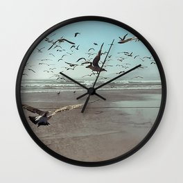 Costa Caparica Wall Clock