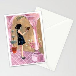 Butterfly Bonding Stationery Cards