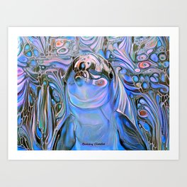 Smile and the World Smiles With You Art Print
