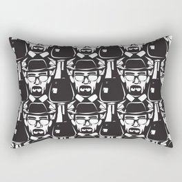 Walt and Flask Rectangular Pillow