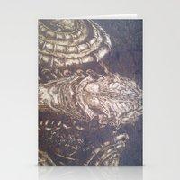 starcraft Stationery Cards featuring En Taro Zeratul by artbyolev