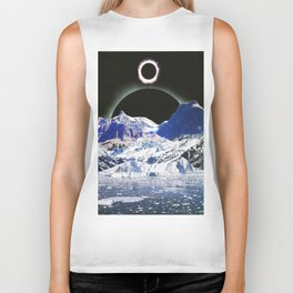 The Universe Tonight Biker Tank