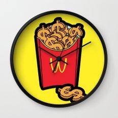 Pop Icon - Warhol Wall Clock