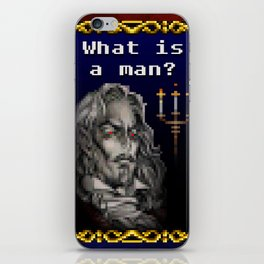 Dracula Jeopardy iPhone Skin