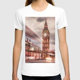 Big Ben, London, Uk T-shirt