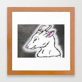 Munt Al Framed Art Print