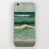 emerald iPhone & iPod Skins featuring emerald by Iris Lehnhardt
