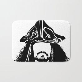 Jack Sparrow Bath Mat