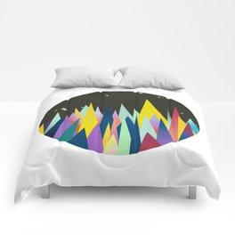 Zackenpunkt No. 4 Comforters